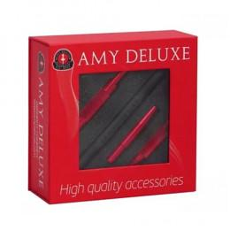 AMY Deluxe Шланг з алюмінієвим мундштуком S238 SET RED