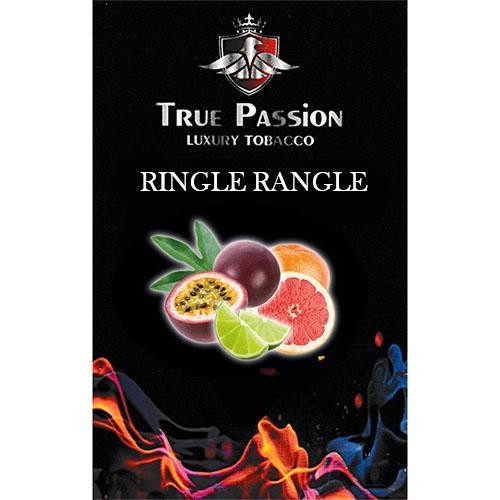 Табак Акциз TRUE PASSION Ringle Rangle 50 гр