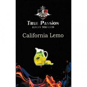 Табак Акциз TRUE PASSION California Lemo 50 гр