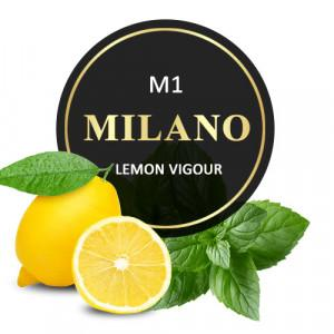 Табак Milano Lemon Vigour M1 100 гр