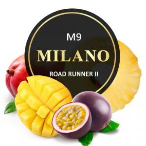 Табак Milano Road Runner II M9 100 гр