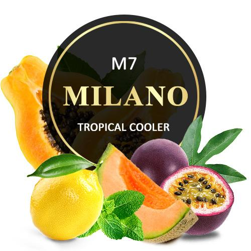 Тютюн Milano Tropical Cooler M7 100 гр