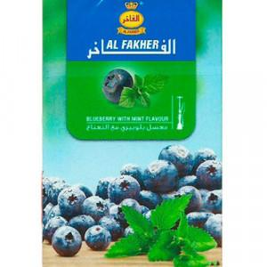 Табак AL FAKHER Blueberry With Mint 50 гр