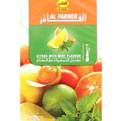 табак Акциз Al Fakher Citrus with Mint