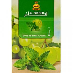 Тютюн AL FAKHER Grape With Mint 50 гр