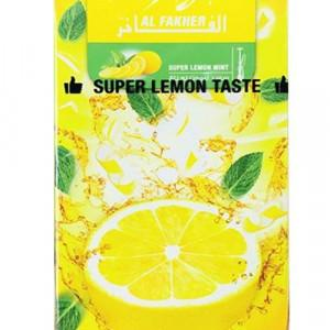 Тютюн AL FAKHER Super Lemon Mint 50 гр