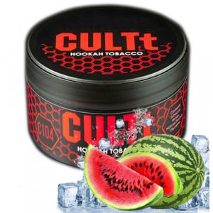 Табак CULTt  C104  Watermelon Mint Ice 100 гр