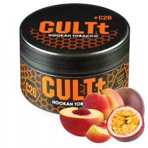 Табак CULTt  C26  Passion Fruit Peach 100 гр