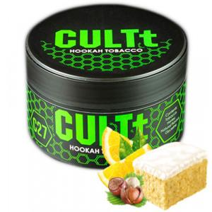 Табак CULTt  C27  Lemon Nut Tart 100 гр