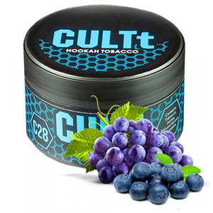 Табак CULTt  C28  Blueberrie Grapes 100 гр