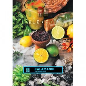 Тютюн Акциз Element water line Kalamansi 40 гр
