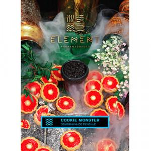 Тютюн Акциз Element water line Cookie Monster 40 гр