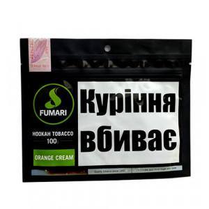 Табак Акциз Fumari Orange Cream
