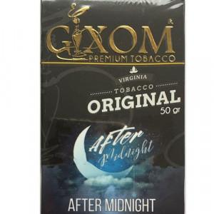 Табак GIXOM After Midnight 50 гр