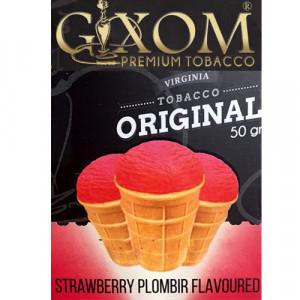 Табак GIXOM Strawberry Plombir 50 гр