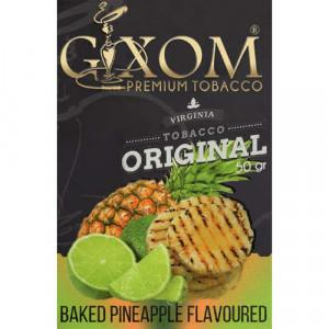 Табак GIXOM Baked Pineapple 50 гр