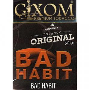 Табак GIXOM Bad Habit 50 гр