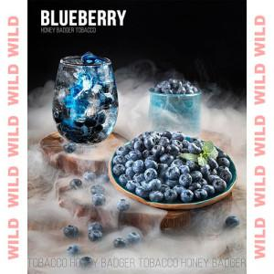 Табак Honey Badger Wild Blueberry 40 гр
