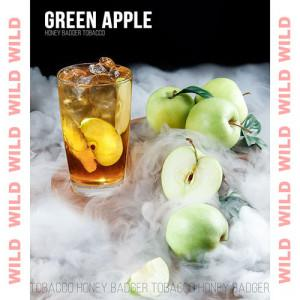 Табак Honey Badger Wild Green Apple 40 гр