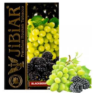 Тютюн Jibiar BlackBerry Grape 50 гр