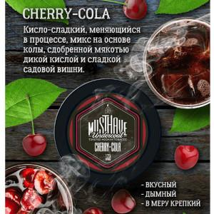 Табак Must Have Cherry Cola 125 гр