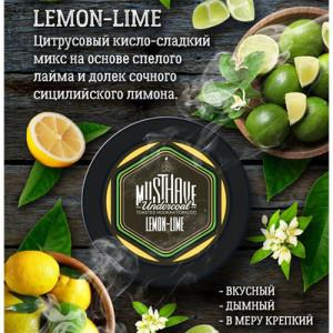 Табак Must Have Lemon Lime 125 гр