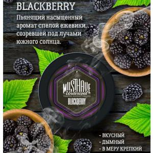 Табак Must Have Blackberry 125 гр