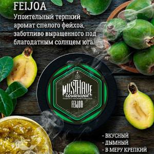 Табак Must Have Feijoa 125 гр