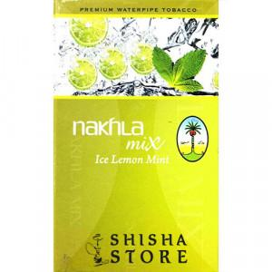 Табак NAKHLA Mix Ice Lemont Mint 50 гр