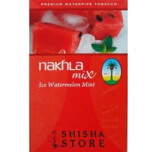 Табак NAKHLA Mix Ice Watermelon Mint 50 гр