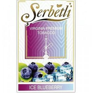 Тютюн SERBETLI Ice Blueberry 50 gr