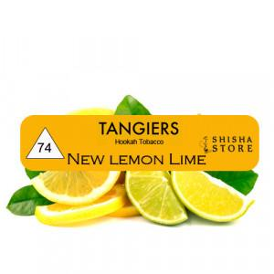 TANGIERS Акциз Noir New Lemon Lime 74