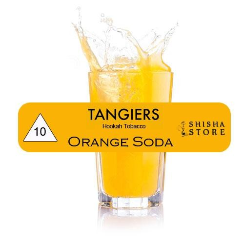 TANGIERS Акциз Noir Orange Soda 10