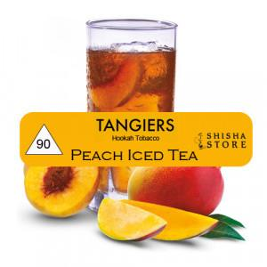 TANGIERS Акциз Noir Peach Iced Tea 90
