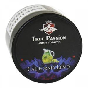 Табак Акциз TRUE PASSION California Lemo 100 гр