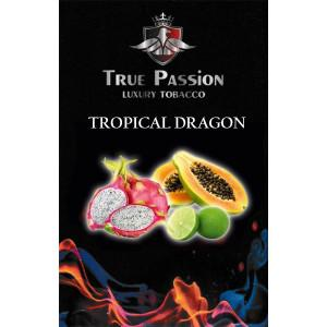 ТАБАК TRUE PASSION TROPICAL DRAGON 50 гр