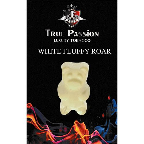 ТАБАК TRUE PASSION WHITE FLUFFY ROAR 50 гр