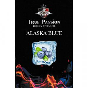 ТАБАК TRUE PASSION ALASKA BLUE 50 гр