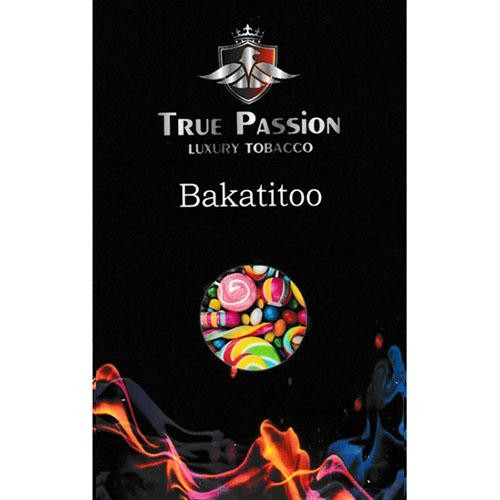 ТАБАК TRUE PASSION Bakatitoo 50 гр