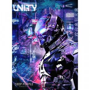 Тютюн Unity Deep Purple (Ягідний Холлс) 30 гр
